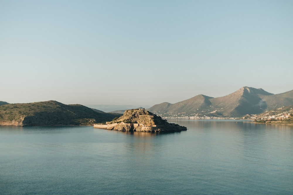 View from Property, Blue Palace, a Luxury Collection Resort and Spa, Crete