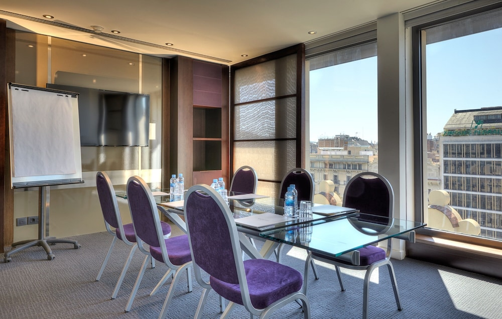 Meeting Facility, Hotel Sixtytwo Barcelona