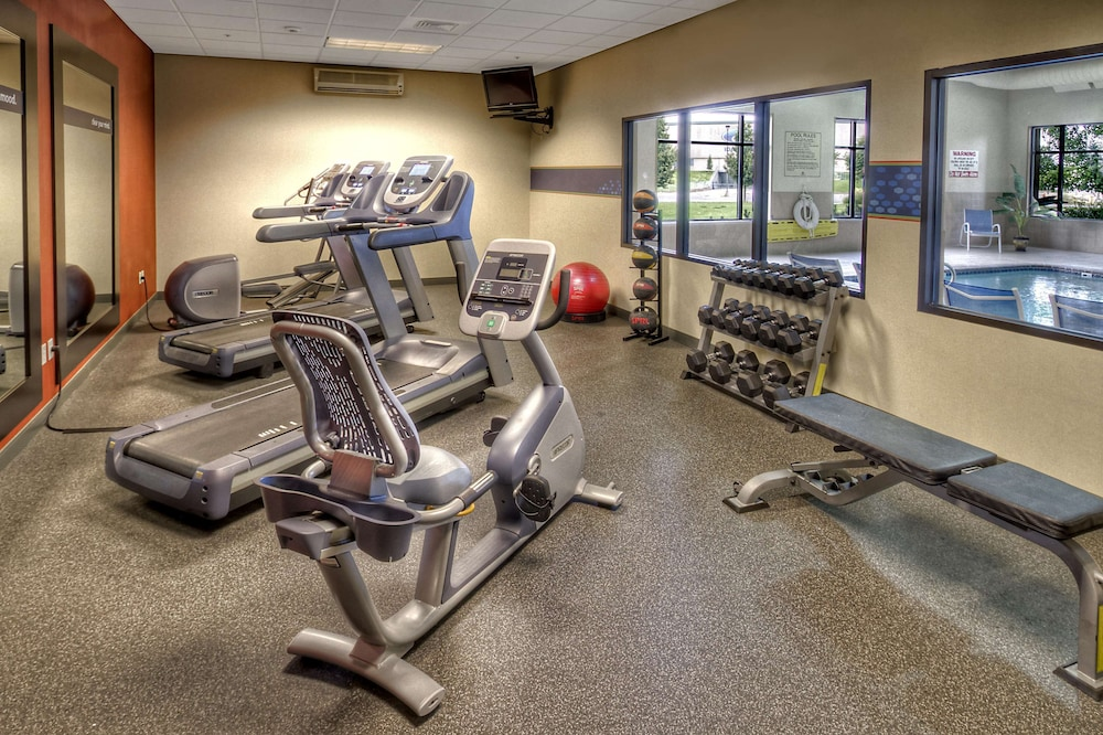 Fitness Facility, Hampton Inn & Suites Boise/Nampa at the Idaho Center, ID