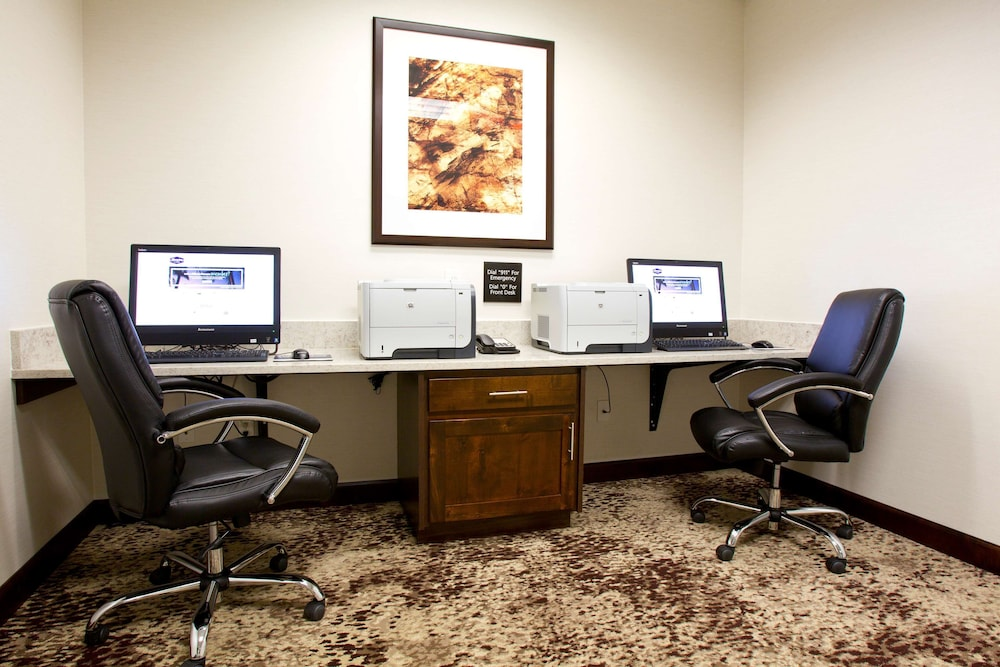 Business Center, Hampton Inn & Suites Boise/Nampa at the Idaho Center, ID