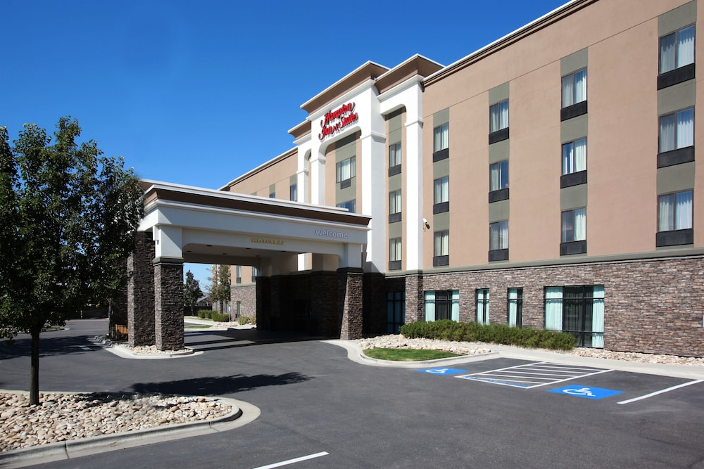 Parking, Hampton Inn & Suites Boise/Nampa at the Idaho Center, ID