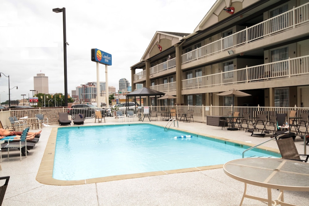 Comfort Inn Downtown Nashville Vanderbilt Nashville Room Prices