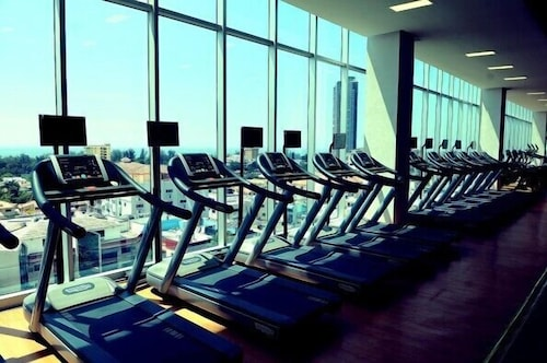 Fitness Facility, Radisson Hotel Santo Domingo