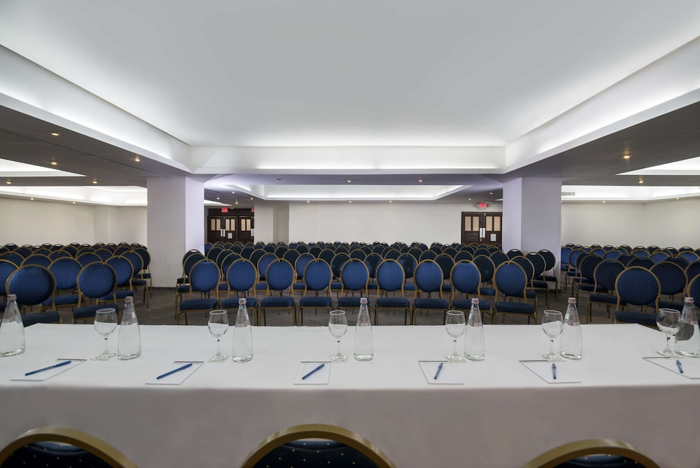 Meeting Facility, Radisson Hotel Santo Domingo
