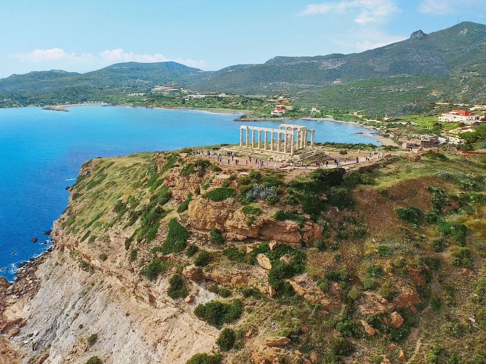 View from Property, Cape Sounio, Grecotel Exclusive Resort