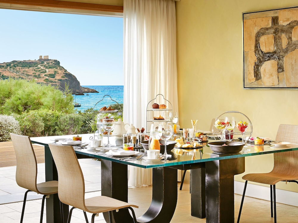 In-Room Dining, Cape Sounio, Grecotel Exclusive Resort
