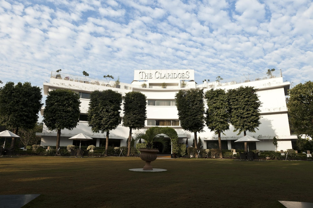 Exterior, The Claridges New Delhi