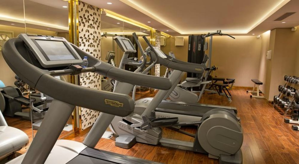 Gym, The Claridges New Delhi