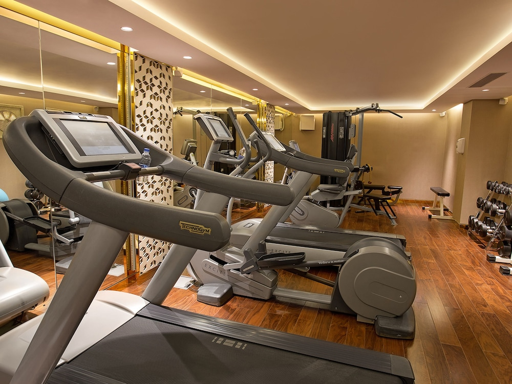 Sports Facility, The Claridges New Delhi