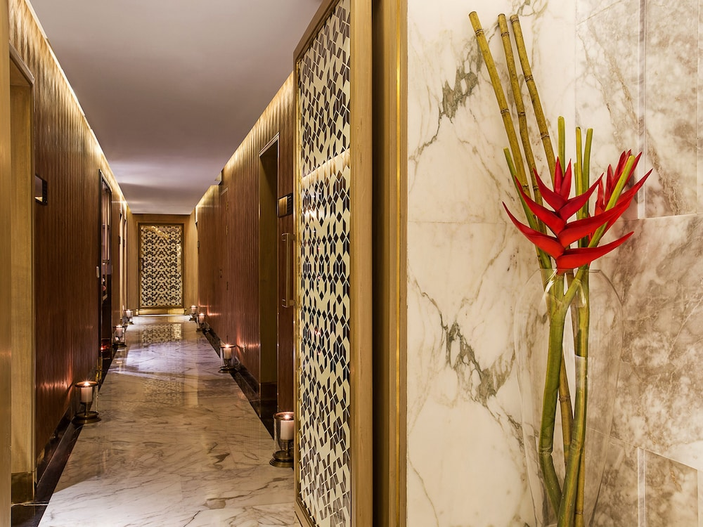 Spa Reception, The Claridges New Delhi