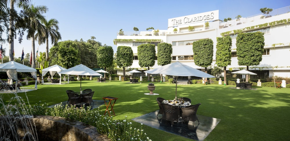 Garden, The Claridges New Delhi
