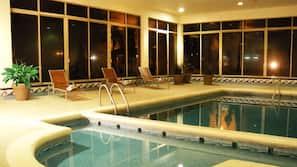 3 piscinas cubiertas