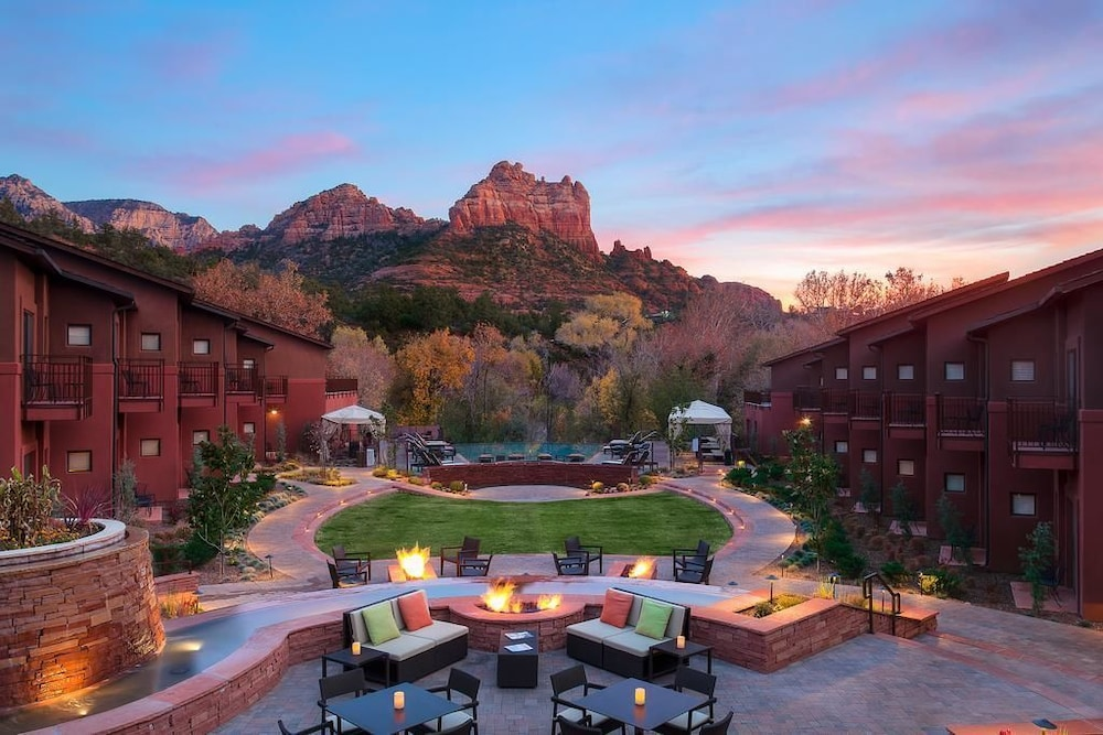 Amara Resort and Spa in Sedona Best Rates & Deals on Orbitz