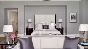 고급 침구, 오리/거위털 이불, 셀렉트 컴포트 침대, 객실 내 금고