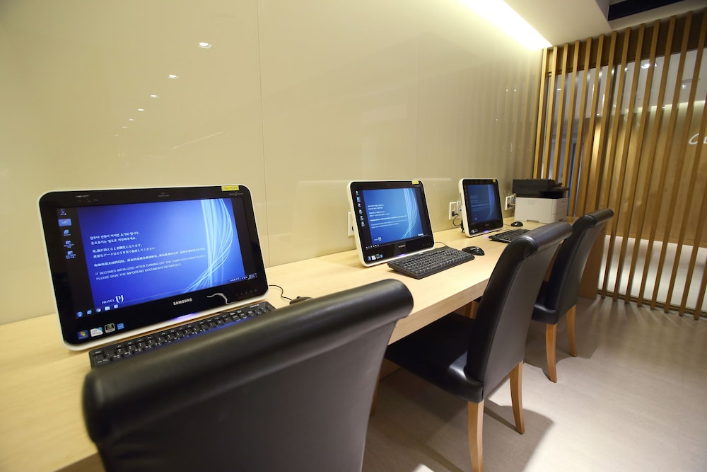 Business Center, Hotel PJ Myeongdong