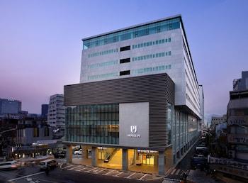 ソウルへ家族旅行 クアッドルームがあるホテル