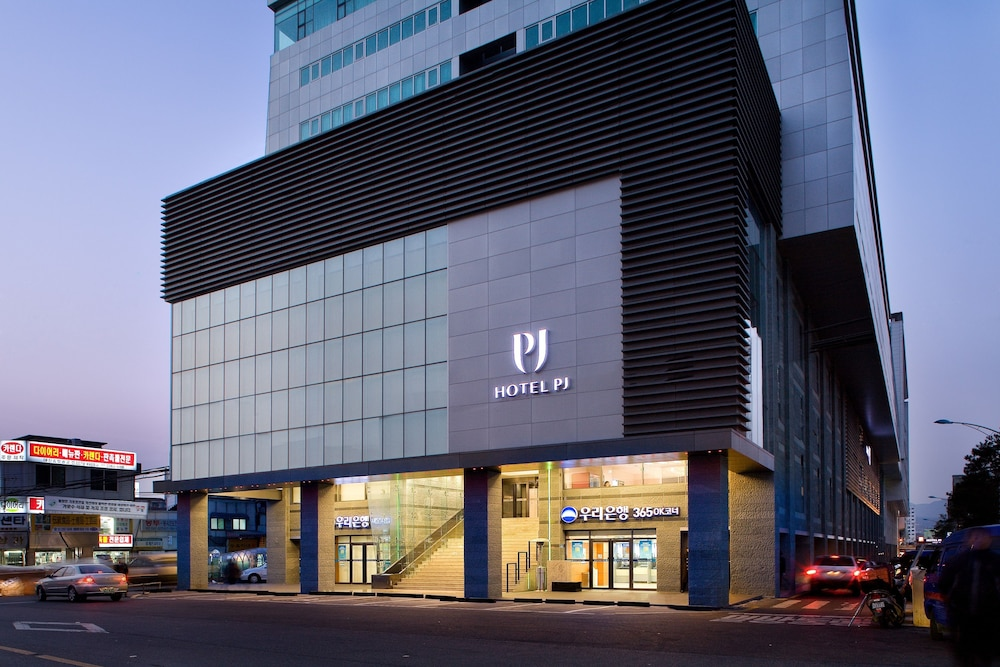 Front of Property - Evening/Night, Hotel PJ Myeongdong
