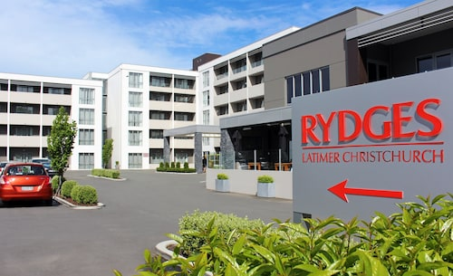 Rydges Latimer Christchurch