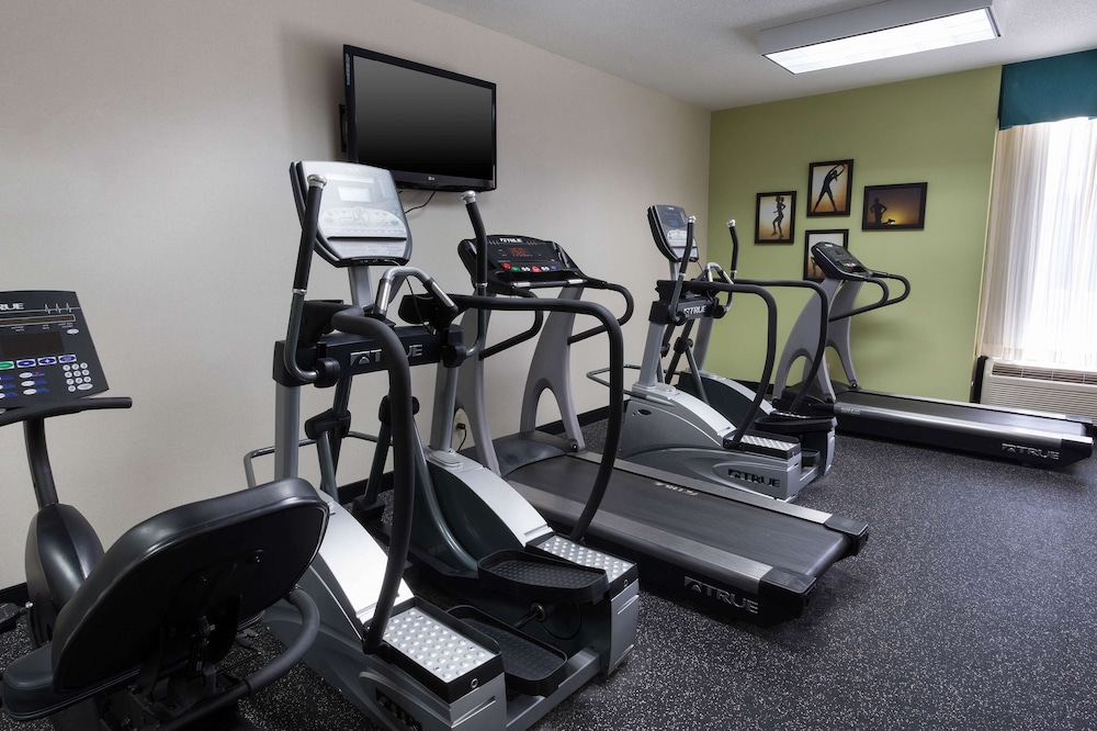 Fitness Facility, Drury Inn & Suites Southwest St. Louis