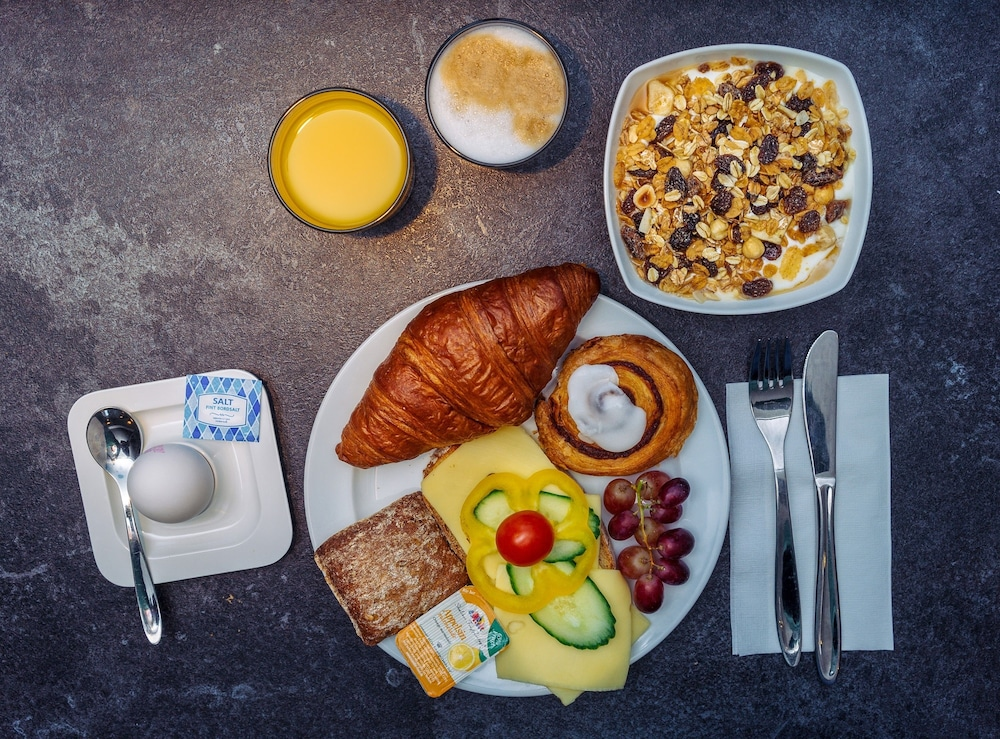 Breakfast Meal, Copenhagen Go Hotel