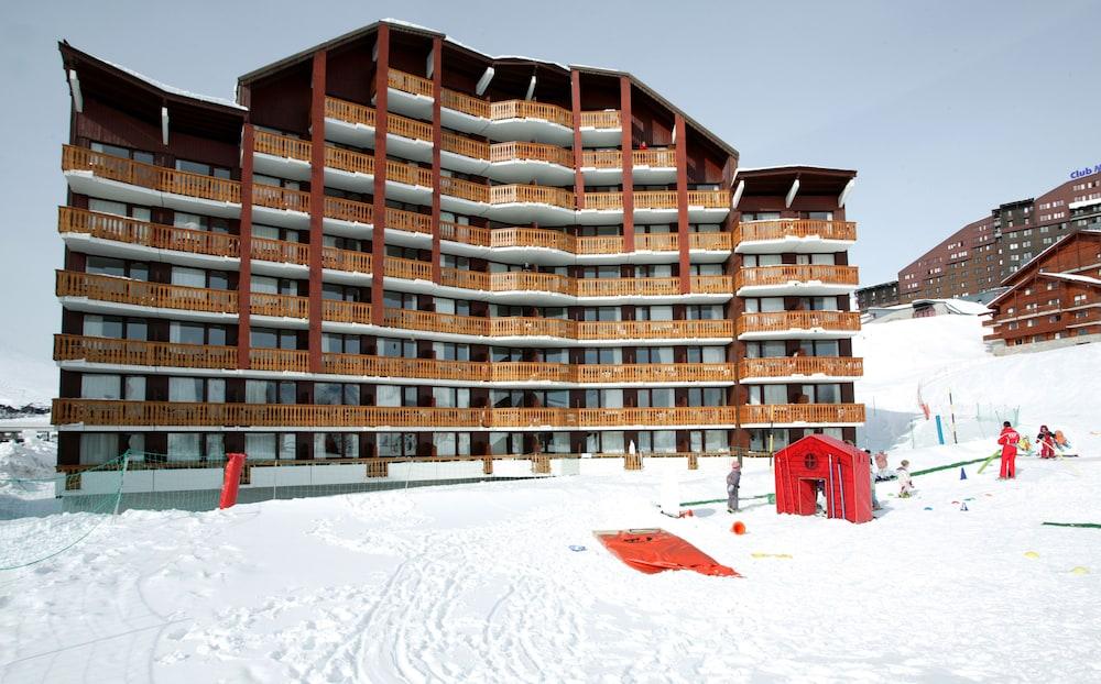Residence Maeva Les Melezes Huez Fra Great Rates At Expedia Ie