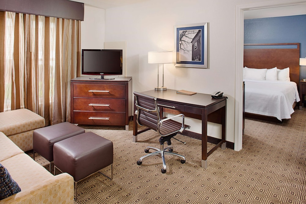 Living Area, Homewood Suites by Hilton Manchester/Airport