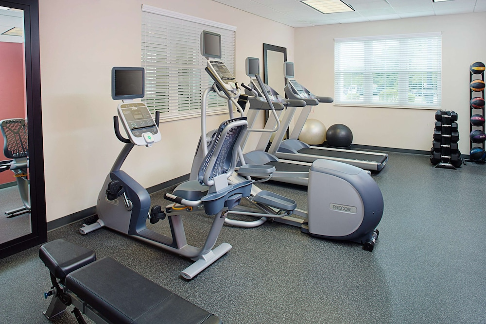 Fitness Facility, Homewood Suites by Hilton Manchester/Airport