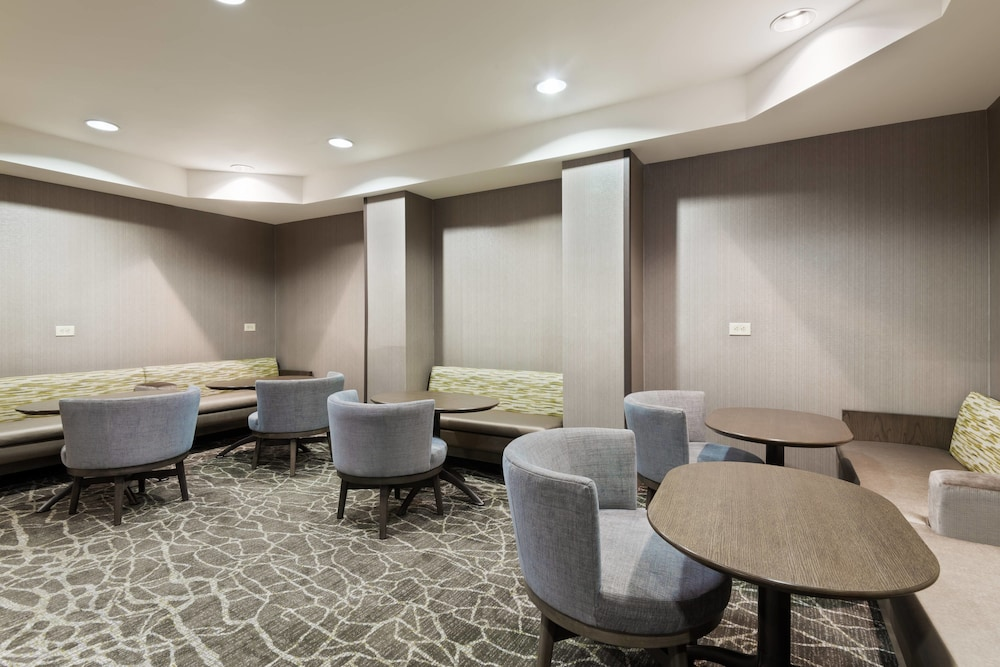 Lobby, SpringHill Suites by Marriott Cleveland/Solon