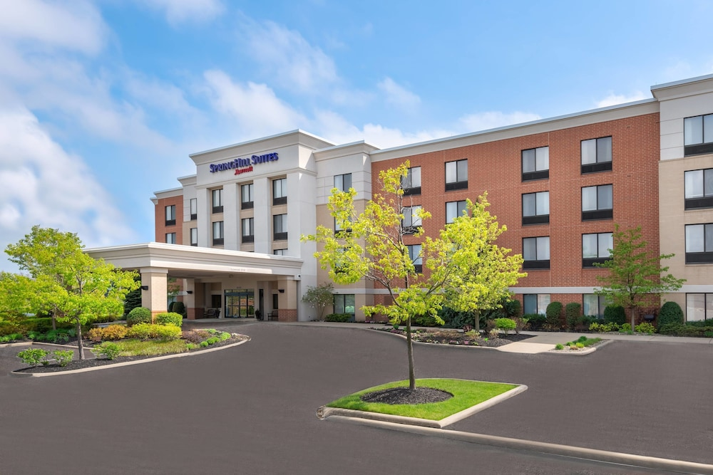 Exterior, SpringHill Suites by Marriott Cleveland/Solon