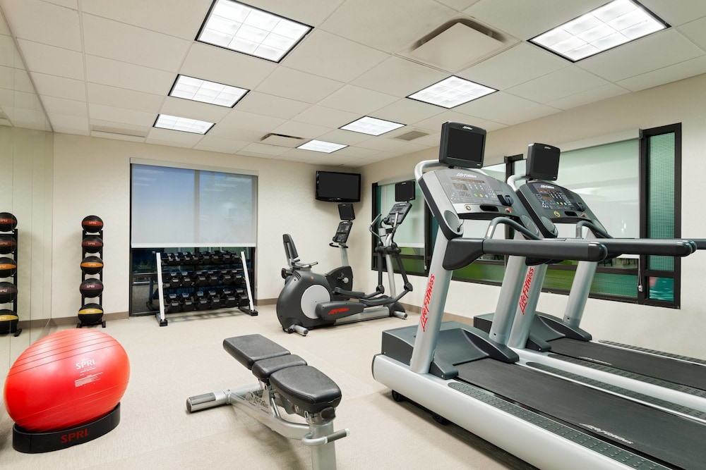 Fitness Facility, SpringHill Suites by Marriott Cleveland/Solon