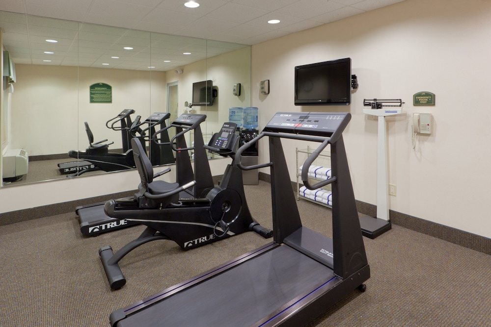 Fitness Facility, Holiday Inn Express Newton Falls