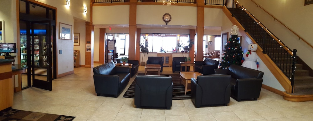 Business Center, Oceanfront Lodge