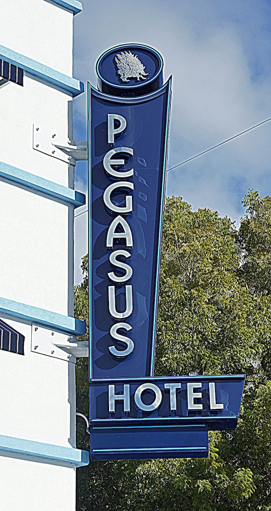 Exterior, Pegasus International Hotel