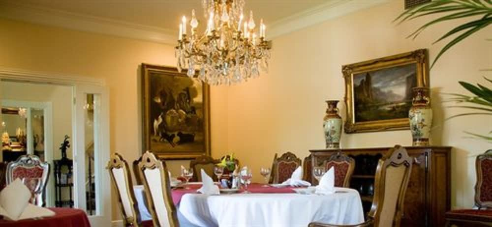 Dining, The Sanford House Inn & Spa