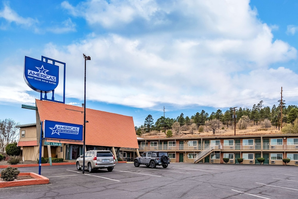 Exterior, Americas Best Value Inn & Suites Flagstaff