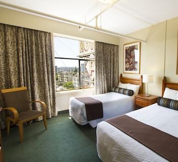 バンクーバーの1泊10,000円以内で泊まれるリーズナブルなホテル