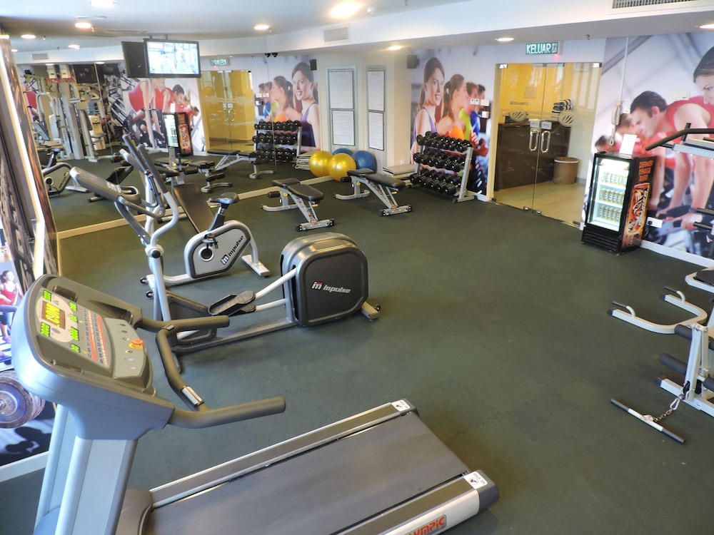 Fitness Facility, Sunway Hotel Georgetown Penang