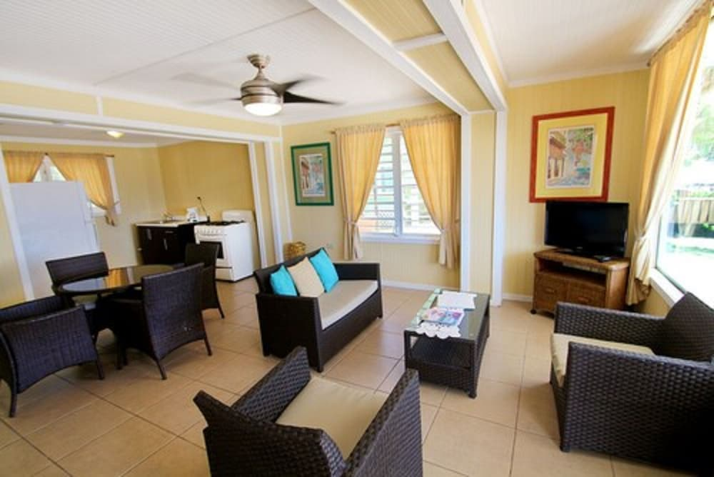 Living Area, Parador Villas Del Mar Hau