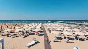 Cabine da spiaggia gratuite