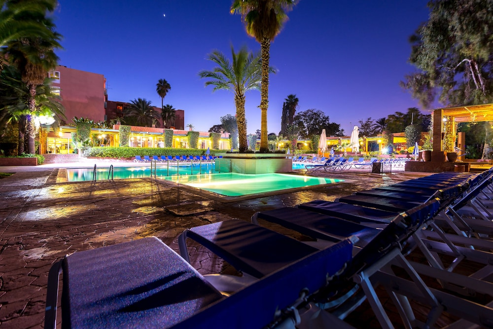 Hotel Farah Marrakech Reviews