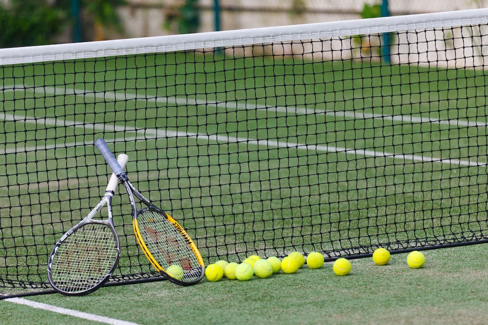 Tennis Court, Diamond Cliff Resort and Spa