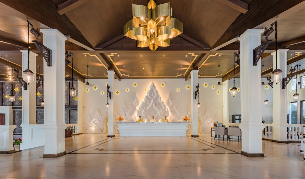 Reception, Diamond Cliff Resort and Spa