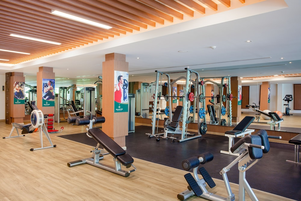 Fitness Facility, Diamond Cliff Resort and Spa