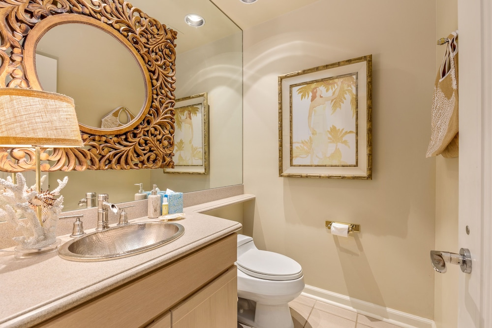 Bathroom, The Islands at Mauna Lani, a Destination by Hyatt Residence