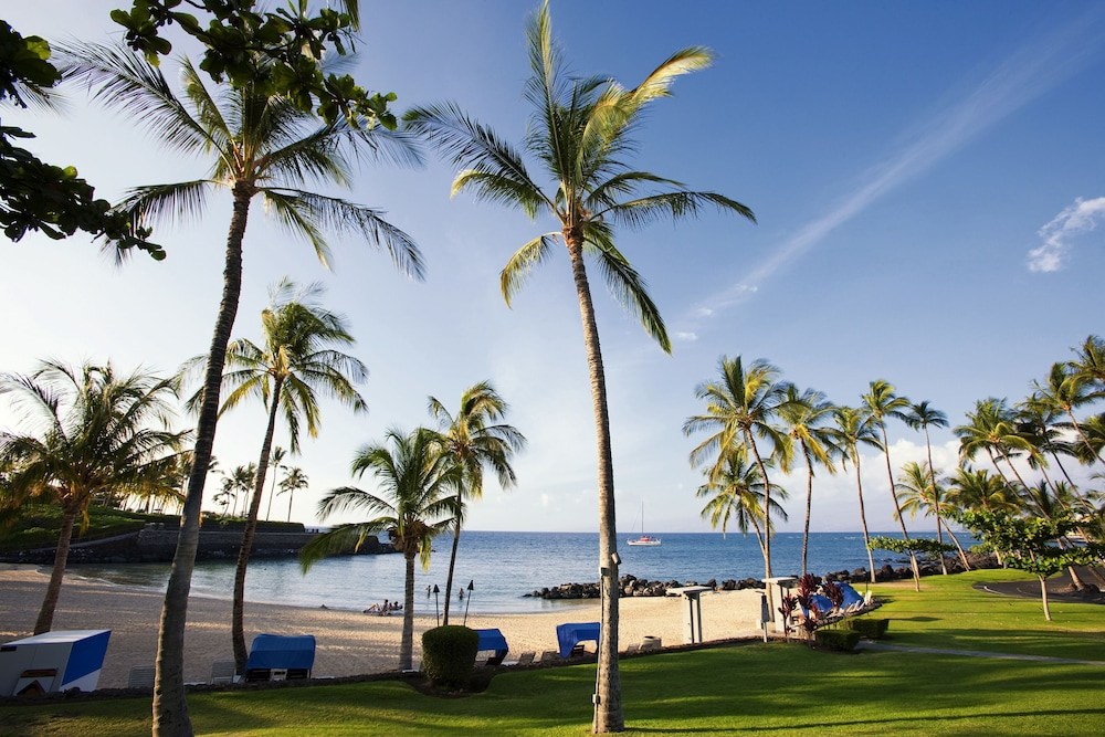 Beach, The Islands at Mauna Lani, a Destination by Hyatt Residence