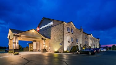 Best Western Plus Howe Inn