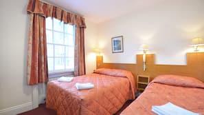 In-room safe, desk, free cots/infant beds, bed sheets
