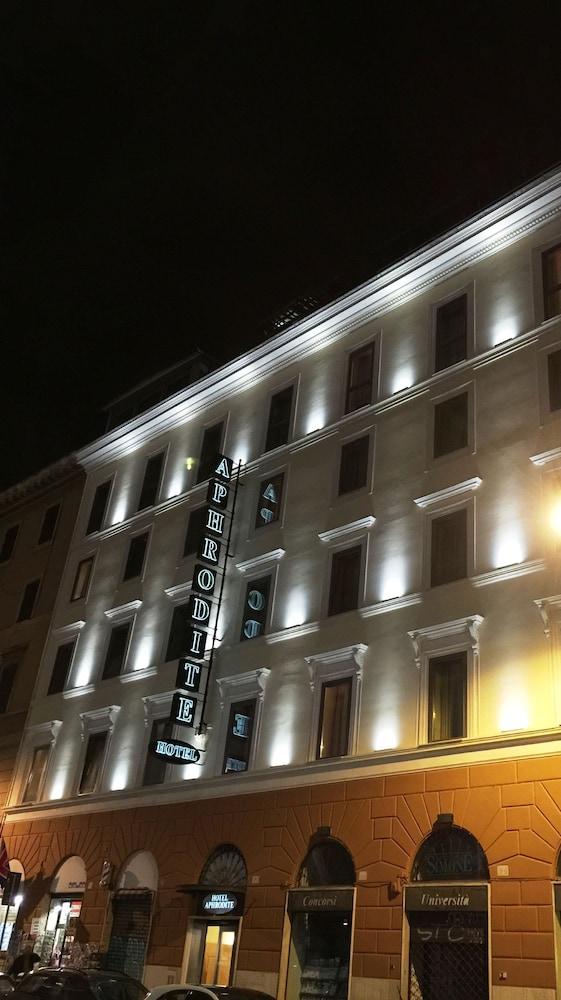 Aphrodite Hotel Roma