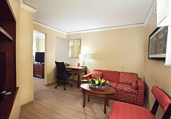 Deluxe Room, 1 King Bed with Sofa bed - Guestroom