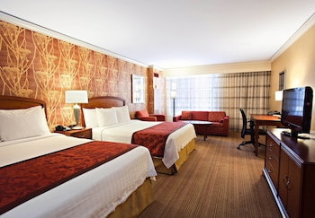 Deluxe Room, Multiple Beds (Larger) - Guestroom